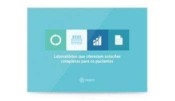 Laboratórios que oferecem soluções completas para os pacientes