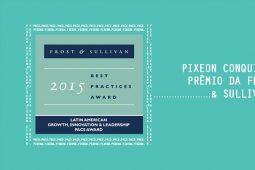 Pixeon recebe prêmio da Frost & Sullivan