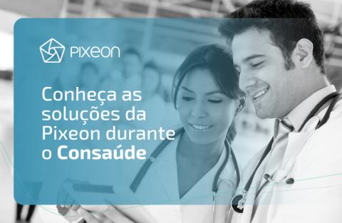 Pixeon participa do Consaúde 2018