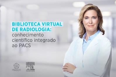 Biblioteca virtual de radiologia: conhecimento científico integrado ao PACS