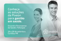 Pixeon participa do Encontro Paranaense de Saúde