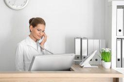 O uso da tecnologia na recepção clínica como fator competitivo