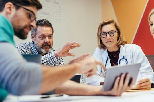 Soluções de TI para saúde: a importância do suporte avançado
