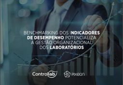 Benchmarking dos indicadores de desempenho laboratorial
