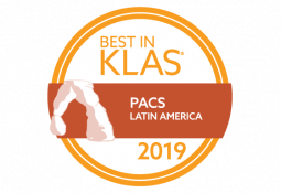 Pixeon ganha o Best in KLAS – PACS Latin America 2019