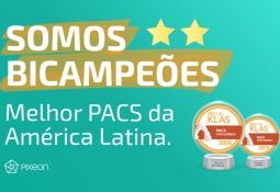 Pixeon ganha pela segunda vez o 2020 Best in Klas for Latin America