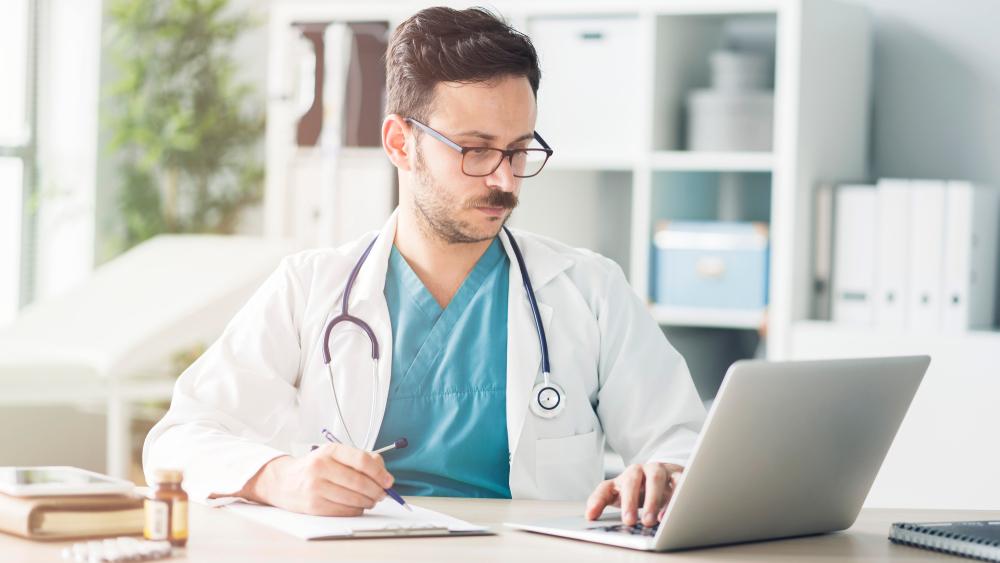 segurança de dados na saúde
