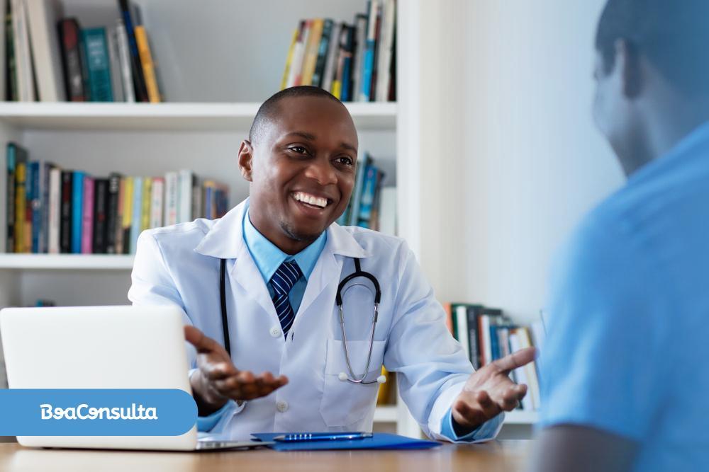 comunicação médico paciente